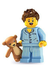 lego minifigures series sleepyhead minifigure unique