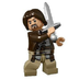 lego lord rings aragorn minifigure arathorn