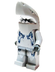shark warrior lego atlantis minifigure stands