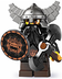 lego minifigures series dwarf mocks beard