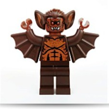 Bat brown Manbat