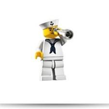 Minifigure Collection Series 4 Sailor