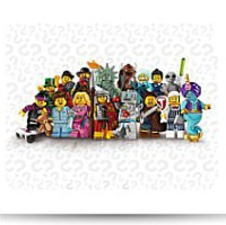 Minifigure Collection Series 6 Mystery