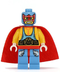 lego minifigures series super wrestler