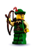 lego minifigures series forestman archer