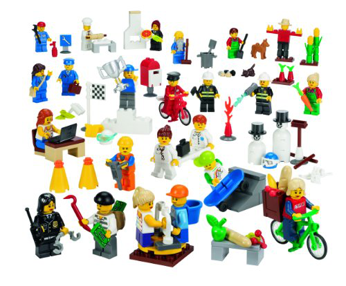 Community Minifigures Set 779348